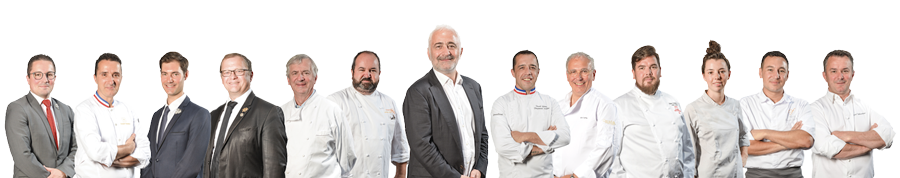8 Jury Guy SAVOY Gourmets de France